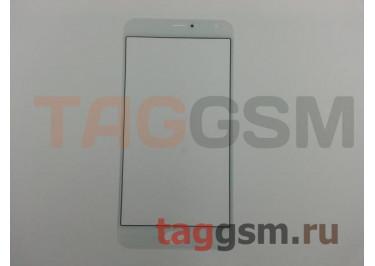 Стекло для Meizu Pro 5 (белый)