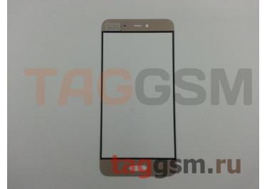 Стекло для Xiaomi Mi5 (золото)