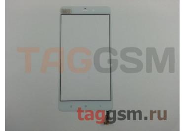 Стекло для Xiaomi Mi Note / Mi Note Pro (белый)