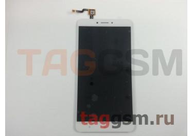 Дисплей для Xiaomi Mi Max 2 + тачскрин (белый)