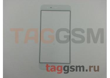 Стекло для Xiaomi Mi6 (белый)