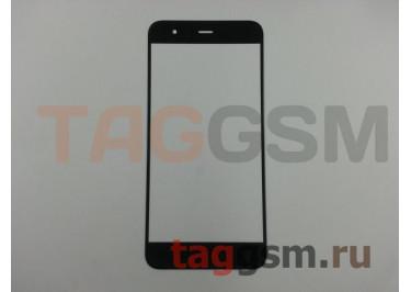 Стекло для Xiaomi Mi6 (черный)