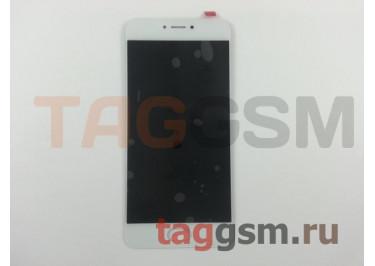 Дисплей для Meizu Pro 6 + тачскрин (белый)