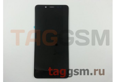 Дисплей для Xiaomi Redmi Note 5 Pro + тачскрин (черный)