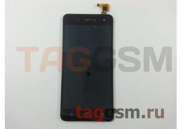 Дисплей для BQ BQ-5057 Strike 2 + тачскрин (черный)