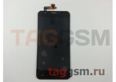 Дисплей для BQ BQ-5505 Amsterdam + тачскрин (черный)