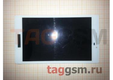 Дисплей для Asus ZenPad 7.0 (Z370C) + тачскрин (белый)