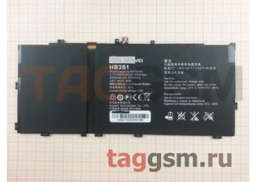 АКБ для Huawei S10 / S101U / S101L / S102U MediaPad 10 FHD (HB3S1), оригинал