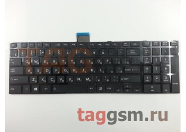 Клавиатура для ноутбука Toshiba Satellite C50 / C50D / C50-A / C55 / C55D / C55T / C50DT / C55DT / C70D (черный) с рамкой