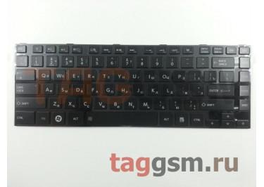 Клавиатура для ноутбука Toshiba Satellite C800 / L800 / L805 / L830 / M800 / M805 (черный)