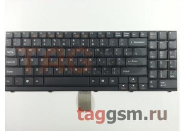 Клавиатура для ноутбука DNS Clevo D900 (черный)