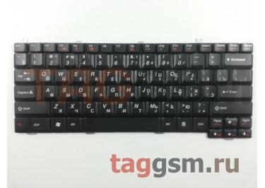 Клавиатура для ноутбука Lenovo ThinkPad F31 / F41 / F51 / IdeaPad 3000 / C100 / C200 / C100 / N200 / N220 / N440 / N500 / V100 / V200 / Y50 (черный)