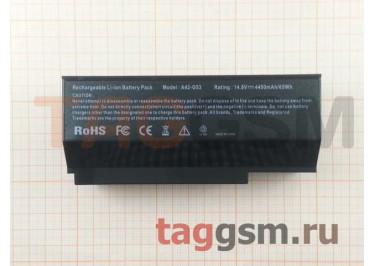 АКБ для ноутбука Asus G53 / G73 / Lamboghini VX7, 4400mAh, 14.8V (A42-G53)