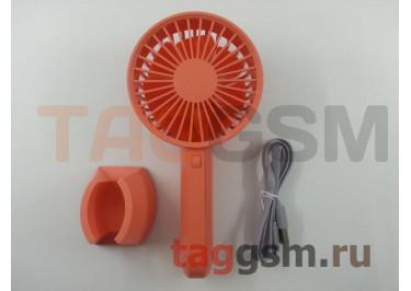 Портативный вентилятор Xiaomi VH U Portable Handheld Fan (orange)
