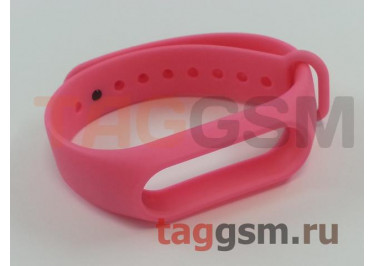 Браслет для Xiaomi Mi Band 2 (Strap AA) (розовый)