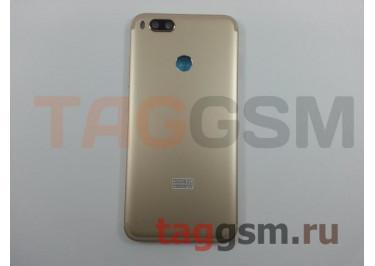 Задняя крышка для Xiaomi Mi5x / Mi A1 (золото), ориг