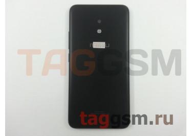 Задняя крышка для Meizu M5 (черный), ориг