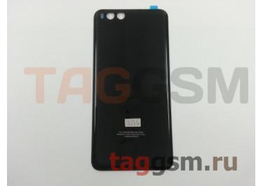 Задняя крышка для Xiaomi Mi Note 3 (черный)