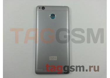 Задняя крышка для Xiaomi Redmi 3s / Redmi 3 Pro / Redmi 3x (серый), ориг