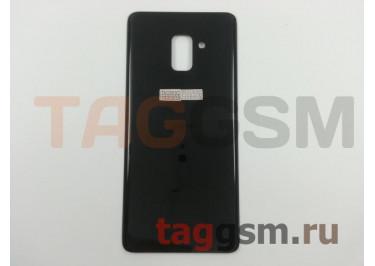 Задняя крышка для Samsung SM-A730 Galaxy A8 Plus (2018) (черный), ориг