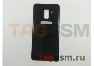Задняя крышка для Samsung SM-A530 Galaxy A8 (2018) (черный), ориг