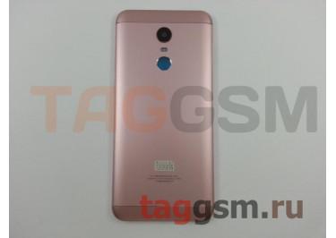 Задняя крышка для Xiaomi Redmi 5 Plus (розовый), ориг