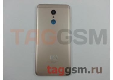 Задняя крышка для Xiaomi Redmi 5 (золото), ориг