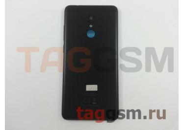 Задняя крышка для Xiaomi Redmi 5 (черный), ориг