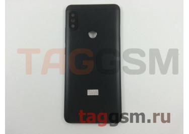 Задняя крышка для Xiaomi Redmi Note 5 Pro (черный), ориг