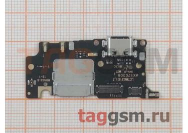 Шлейф для Xiaomi Mi5c + разъем зарядки + микрофон