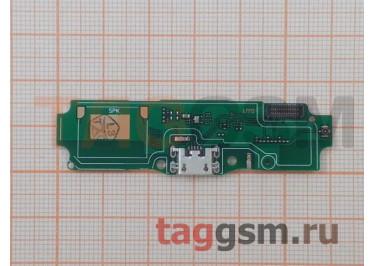 Шлейф для Xiaomi Redmi 5A + разъем зарядки + микрофон