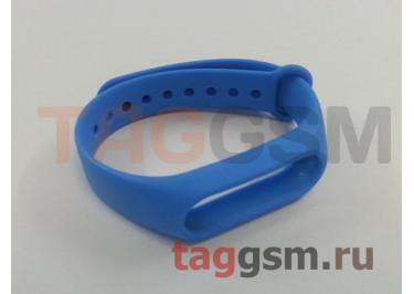 Браслет для Xiaomi Mi Band 2 (Strap AA) (синий)