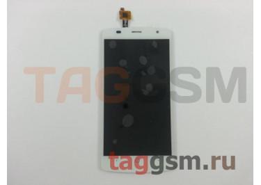 Дисплей для ZTE Blade L5 + тачскрин (белый)