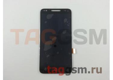 Дисплей для Alcatel 5047D U5 HD + тачскрин (черный)