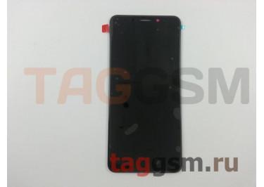 Дисплей для Meizu M6s + тачскрин (черный)