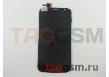 Дисплей для Explay Communicator + тачскрин (черный)