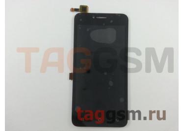 Дисплей для Lenovo Vibe B (A2016) + тачскрин (черный)