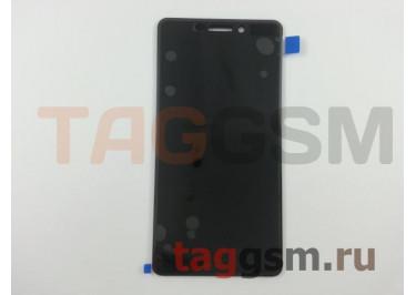 Дисплей для Nokia 6 (2018) + тачскрин (черный)