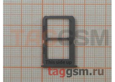 Держатель сим для OnePlus 3 / 3T (серый)
