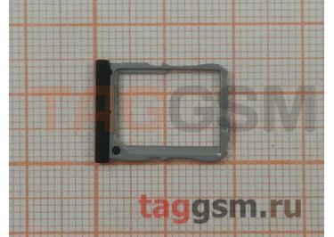 Держатель сим для LG D801 / D802 Optimus G2 (черный)