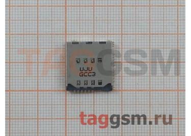 Считыватель SIM + MicroSD карты для Samsung S5230