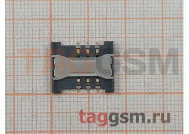 Считыватель SIM карты для Samsung i9082 вторая сим
