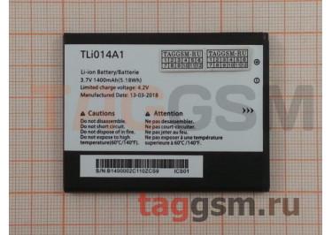 АКБ для Alcatel OT-4009D / 4009X / 4010 / 4012 / 4013D / 4013X / 4027 / 4030 / 4032 / 4033 /  5020 / 5020 (TLi014A1 CAB31P0000C1 / CAB1300000C1) (в коробке), ориг