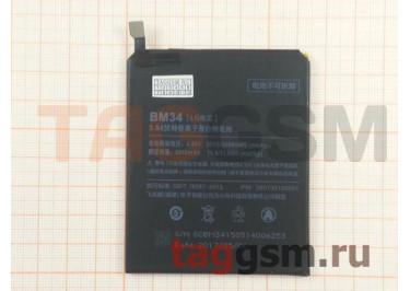 АКБ для Xiaomi Mi Note Pro (BM34) (тех.упак), ориг