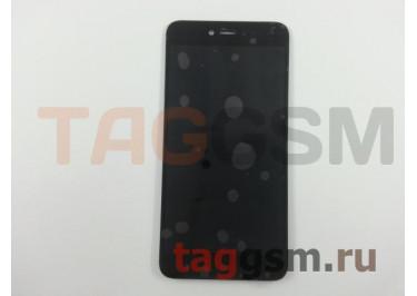 Дисплей для Xiaomi Redmi Note 5A Prime + тачскрин (черный)