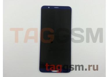 Дисплей для Huawei Honor View 10 + тачскрин (синий)