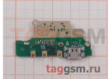 Шлейф для Nokia 5 + разъем зарядки + микрофон