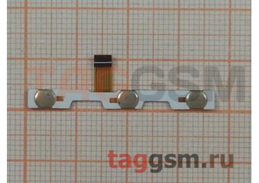 Шлейф для ZTE Blade A610 / A610C + кнопка включения + кнопки громкости