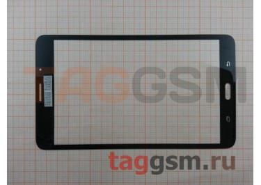 Стекло для Samsung SM-T280 Galaxy Tab E 7.0 / T285 Galaxy Tab A 7.0 (черный)