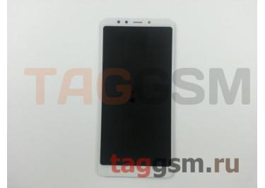 Дисплей для Xiaomi Redmi 5 + тачскрин (белый)